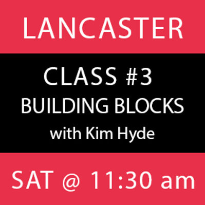 Class #3: Lancaster