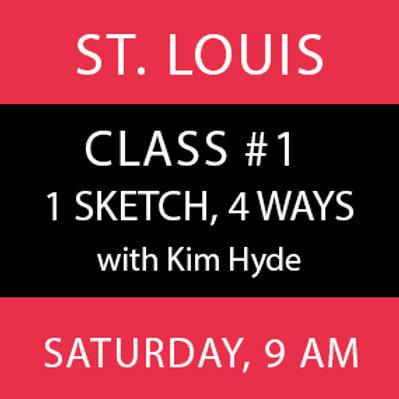 Class #1: St. Louis