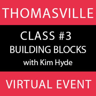 Class #3-Thomasville Virtual
