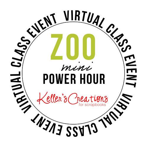Zoo MINI Power Hour Class Box