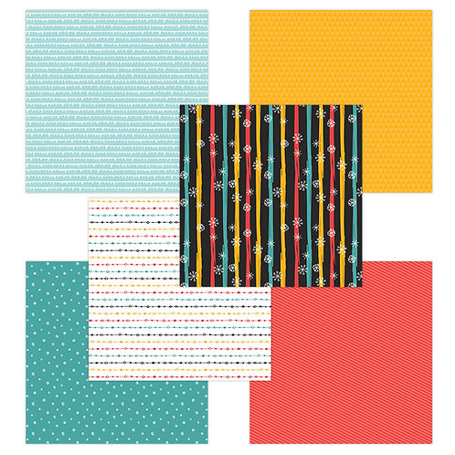 Chillin With You 6 x 6 Fun Sheets