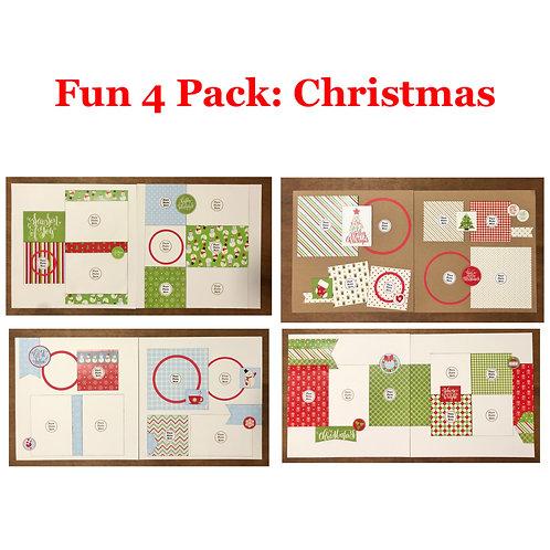 Fun 4 Pack: Christmas