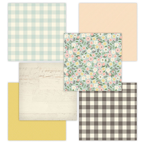 Easter Blessings 6 x 6 Fun Sheets