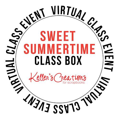Sweet Summertime Class Box