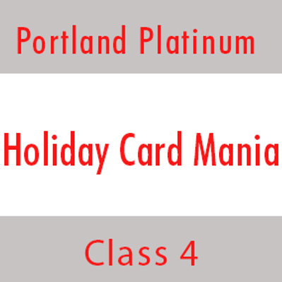 Holiday Card Mania-Portland