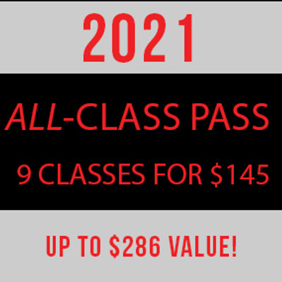 ALL Class Pass—Lancaster Virtual SISS