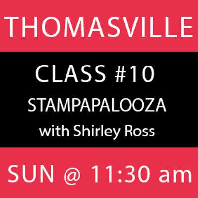 Class #10: Thomasville
