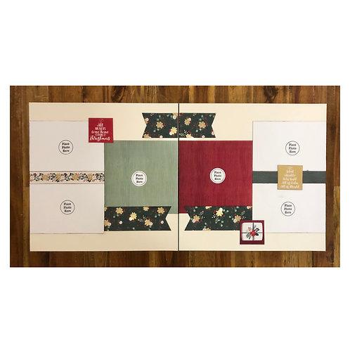 Home for Christmas Page Kit