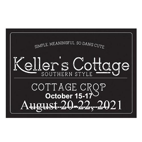 Keller's Cottage Crop-Platinum-OCTOBER 2021