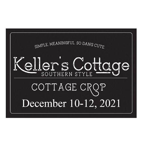 Keller's Cottage Crop-Platinum-December 2021