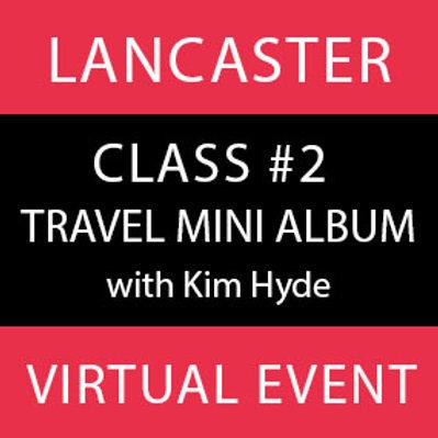 Class #2-Lancaster Virtual