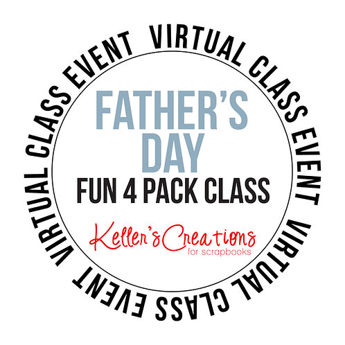 Father's Day 4 Pack Class Box