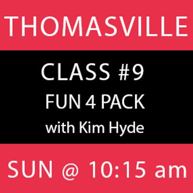 Class #9: Thomasville