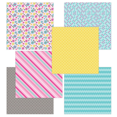 Little Princess 6 x 6 Fun Sheets