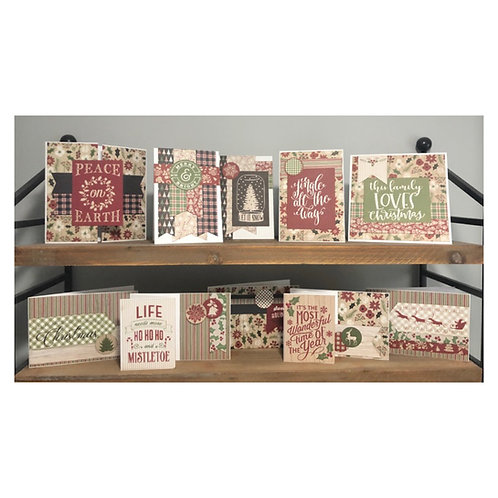 Wonderful Time of the Year Card Kit