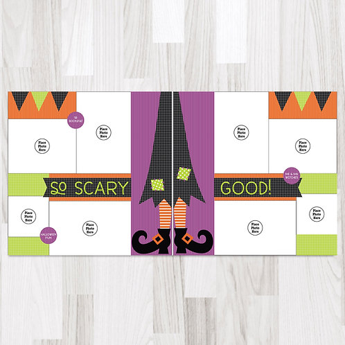 So Scary Good-Perfect Pages