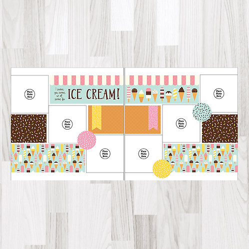 Ice Cream-Perfect Pages