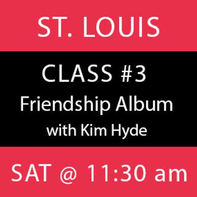 Class #3 - St. Louis