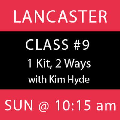 Class #9—Lancaster