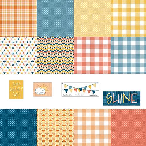 Shine 4x4 Fun Sheets