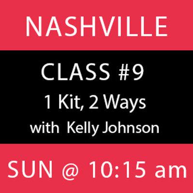Class #9—Nashville