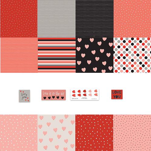 Love You Lots 4x4 Fun Sheets