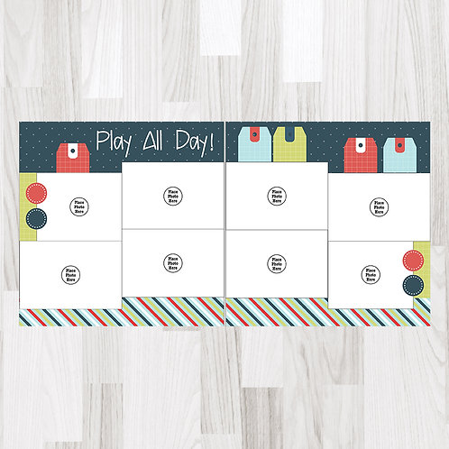 Play All Day-Perfect Pages