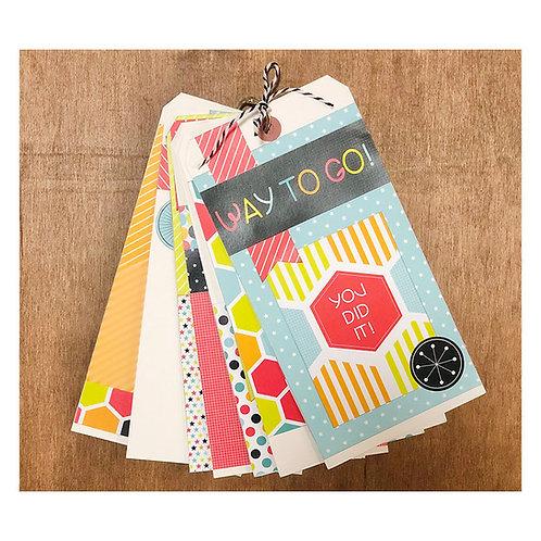 Way to Go Tag Book Kit