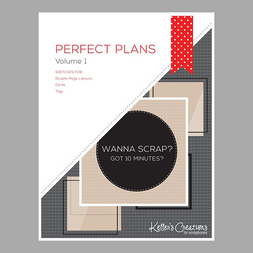 Perfect Plans Idea Book