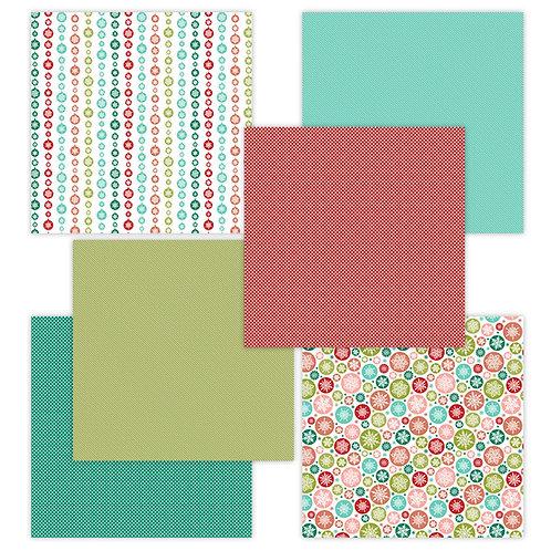 Hello Santa 6 x 6 Fun Sheets