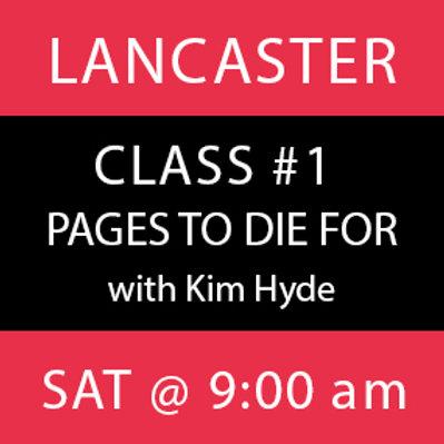 Class #1: Lancaster