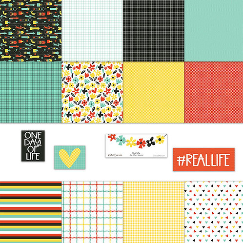 Real Life 4x4 Fun Sheets