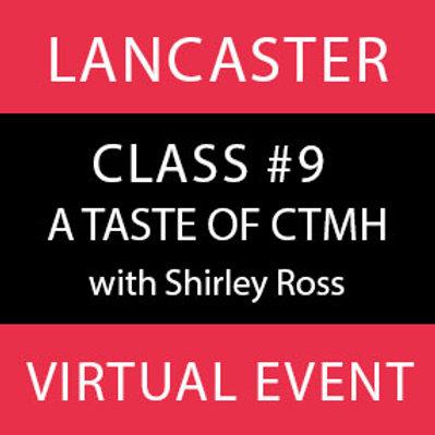 Class #9-Lancaster Virtual
