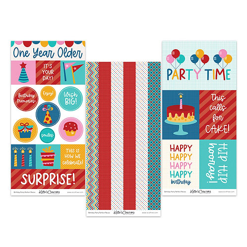 Birthday Party Perfect Pieces
