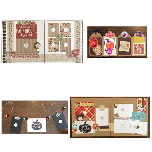 September Cottage Crop BUNDLE