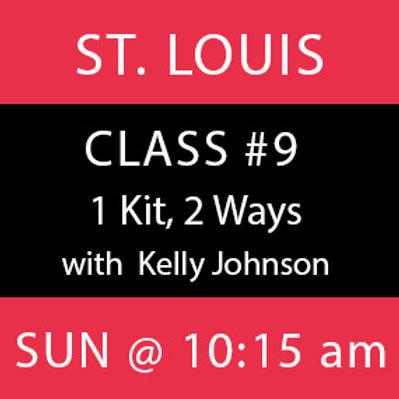 Class #9—St. Louis