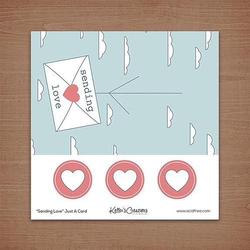 Just a Card-Sending Love