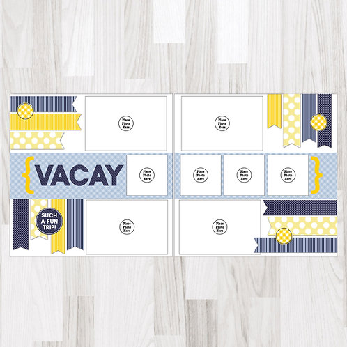 Vacay-Perfect Pages