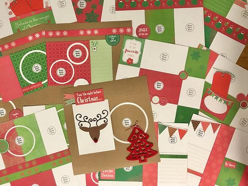 Christmas Album Kit