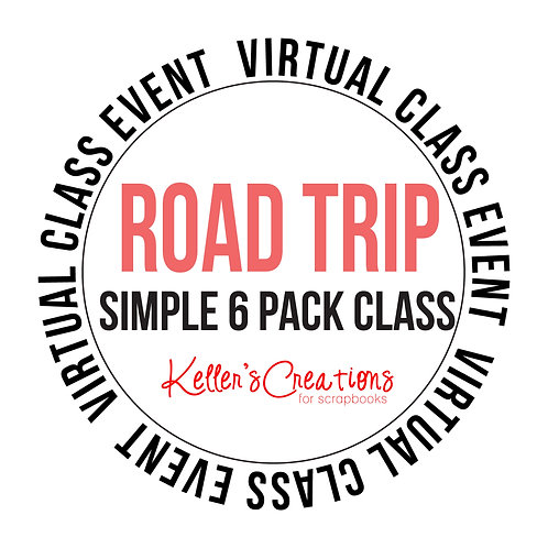 Road Trip Simple 6  Pack Class Box