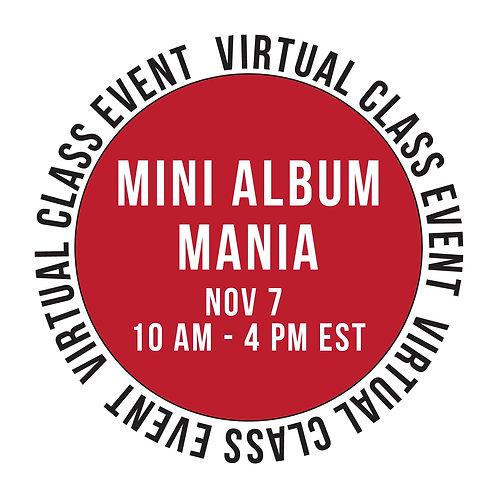 Mini Album Mania Class Box