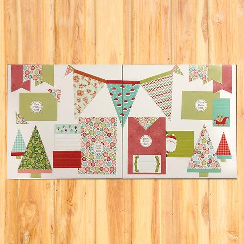 Christmas Banner Page Kit