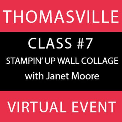 Class #7-Thomasville Virtual