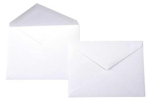 Envelopes-Pack of 5 (4.75 x 6.5 each)