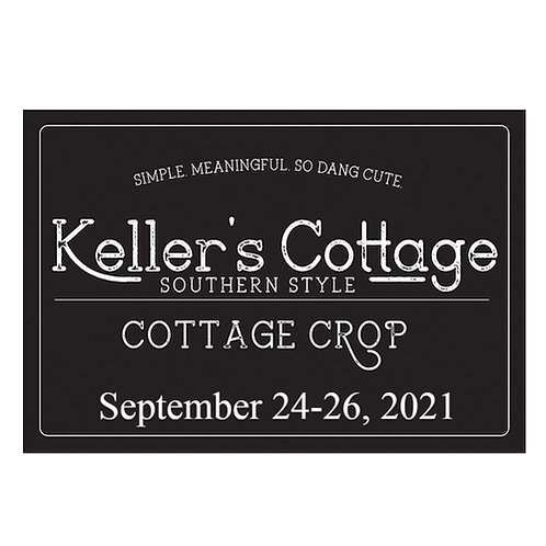 Keller's Cottage Crop-September 2021