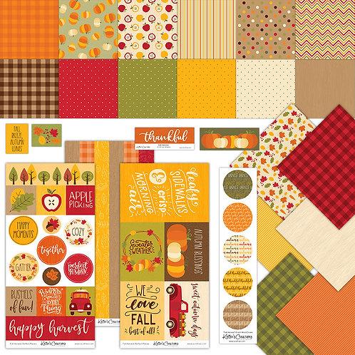 Fall Harvest Scrap Bundle