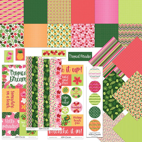 Tropical Scrap Bundle