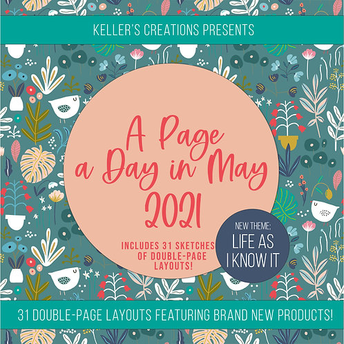 Page a Day in May 2021-Platinum Members
