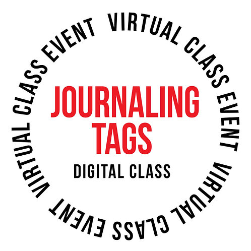 Journaling Tags-The Write Stuff-Download