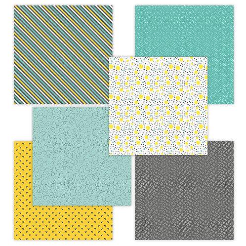 Cheer Up 6 x 6 Fun Sheets